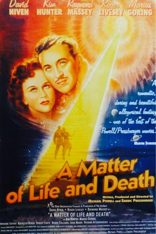 A Matter of Life and Death 1